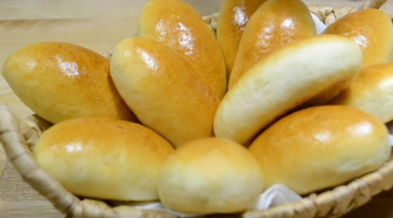 Пирожки с капустой и яйцом в духовке – пошаговый рецепт