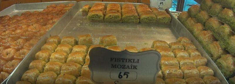 Турецкие сладости средние цены и рецепты приготовления